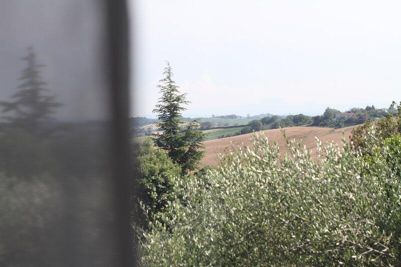 Stare in campagna o al mare? 7km per decidere!, location de vacances à Senigallia