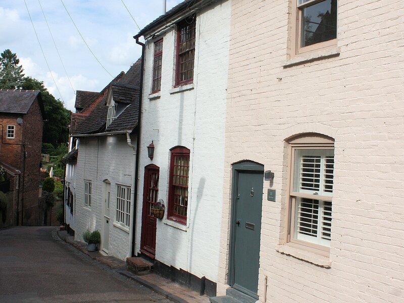11 Friars Street, Bridgnorth, casa vacanza a Ryton