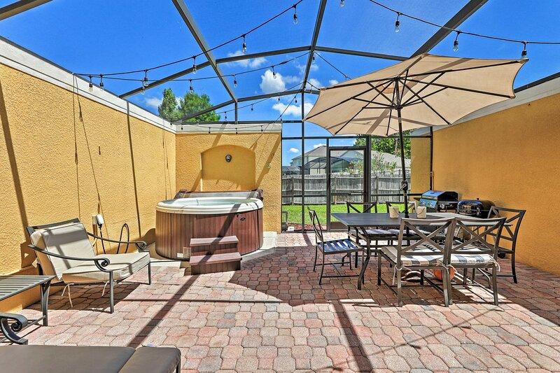 NEW! Terra Verde Resort Home - Community Amenities, vacation rental in Intercession City