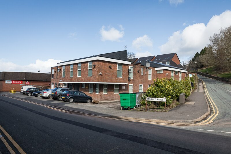 Wade Court - 2 Bed apartment, holiday rental in Burslem