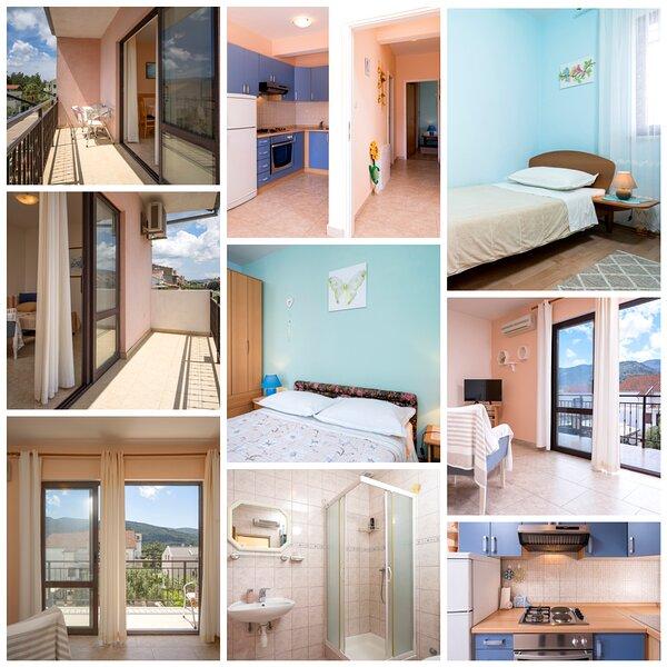 Apartman 3+1, holiday rental in Rudina