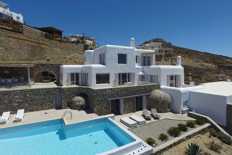 Villa Matiz, holiday rental in Faros Armenistis