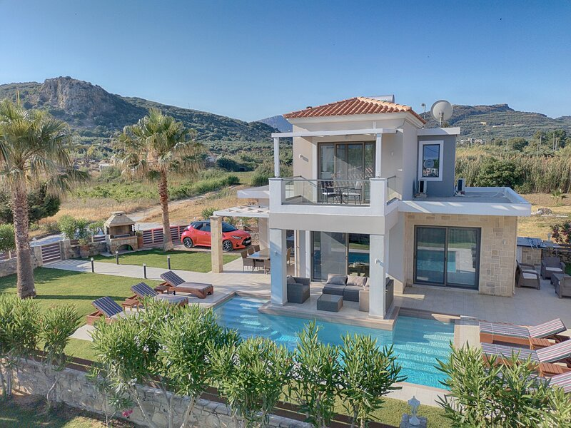 Villa Alexandros, holiday rental in Nopigia