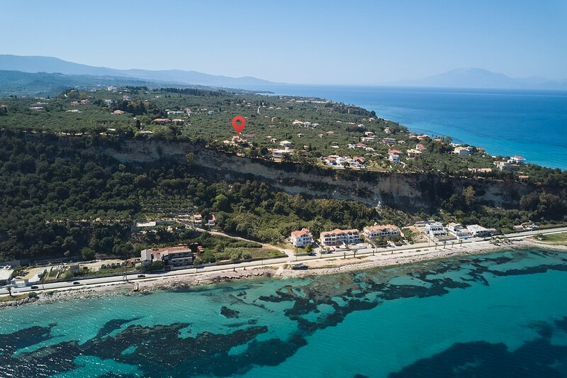 Lilas Luxury Villa, holiday rental in Kyllini