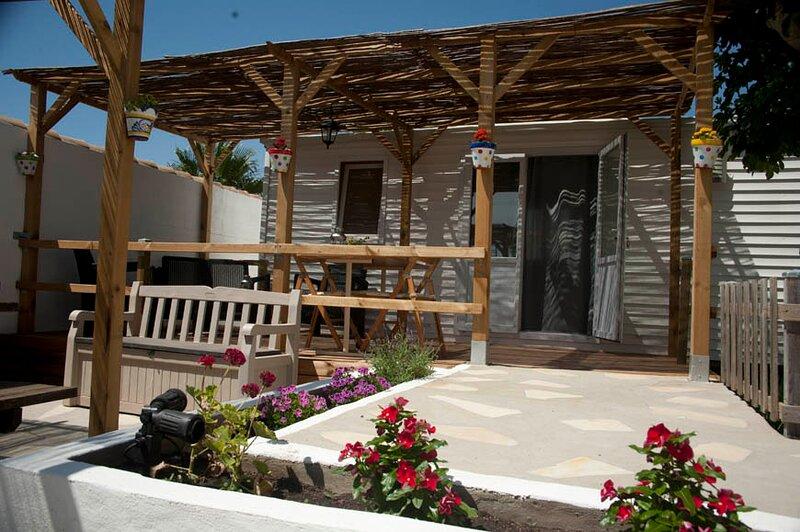 Cortijo Flamingos - Casa Amarilla, casa vacanza a Paterna de Rivera