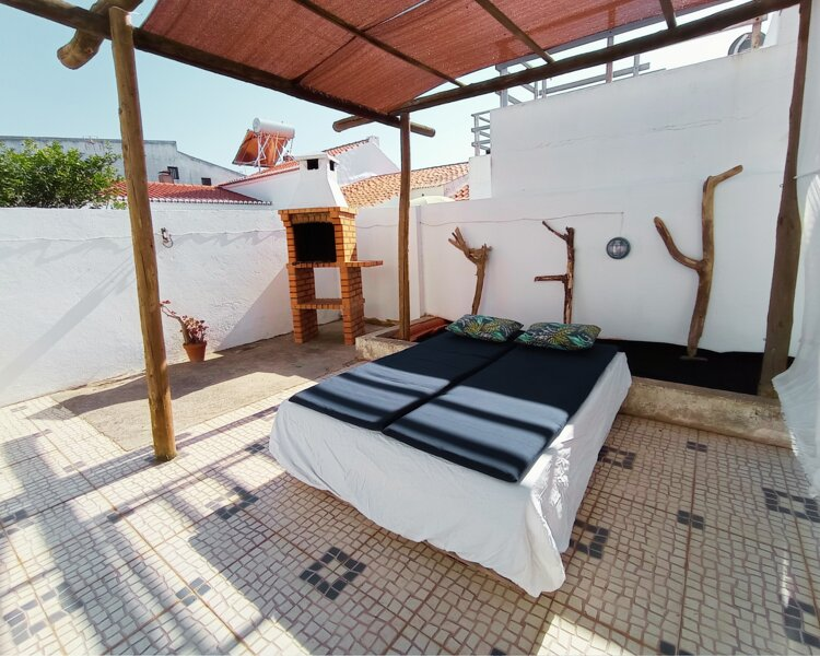 Kasa Odeceixe - Praia Campo Lazer, holiday rental in Odeceixe