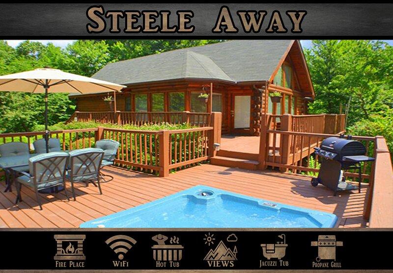 Steele Away, vakantiewoning in Sevierville