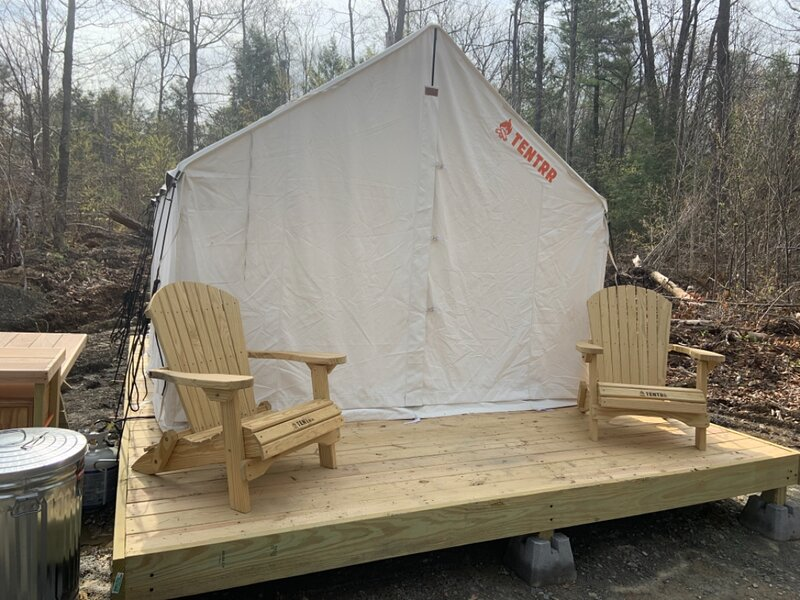 Tentrr Signature Site - Tallow Hill Road Tent site., holiday rental in Spencer