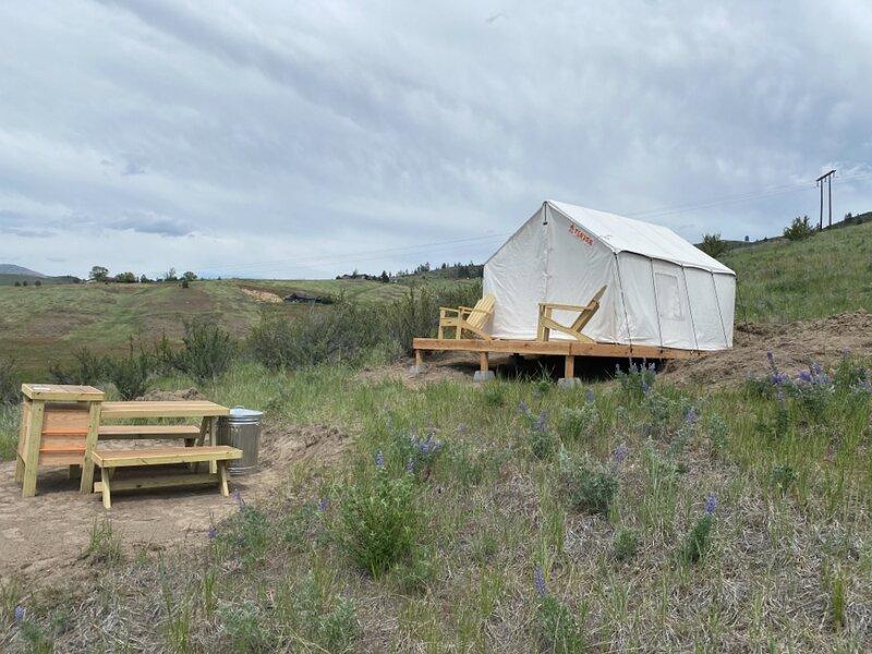 Tentrr Signature Site - Sky Kist, location de vacances à Pateros