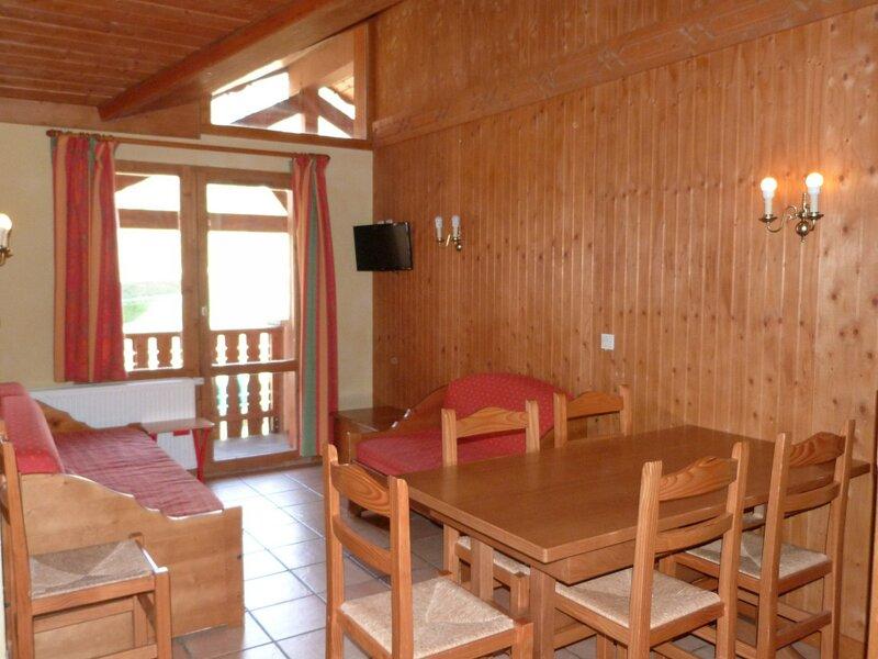 BAB206 - appartement 6 personnes proche des pistes, aluguéis de temporada em Val-Cenis