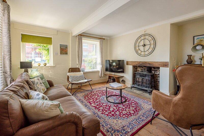 Abigail's Cottage (Air Manage Suffolk), vacation rental in Little Glemham