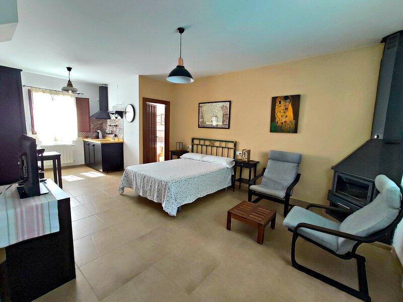Granero - Molino de Abajo, holiday rental in Pilas de Fuente Soto
