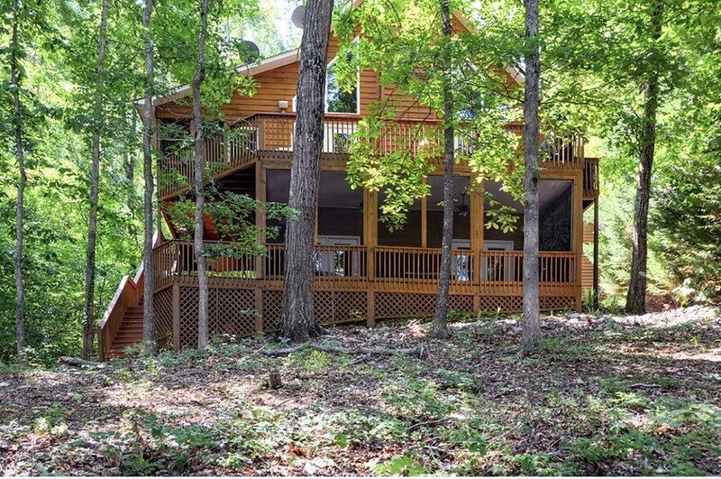 Camp Ashton, location de vacances à Eastanollee