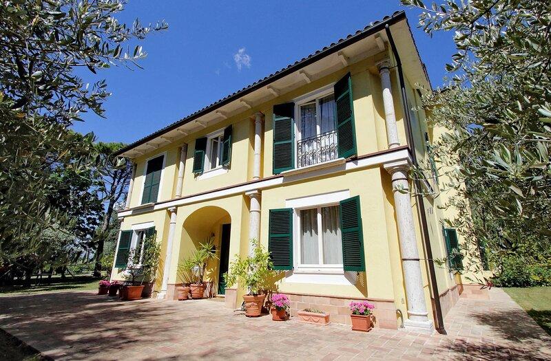 Villa del Poggio, location de vacances à Francavilla d'Ete