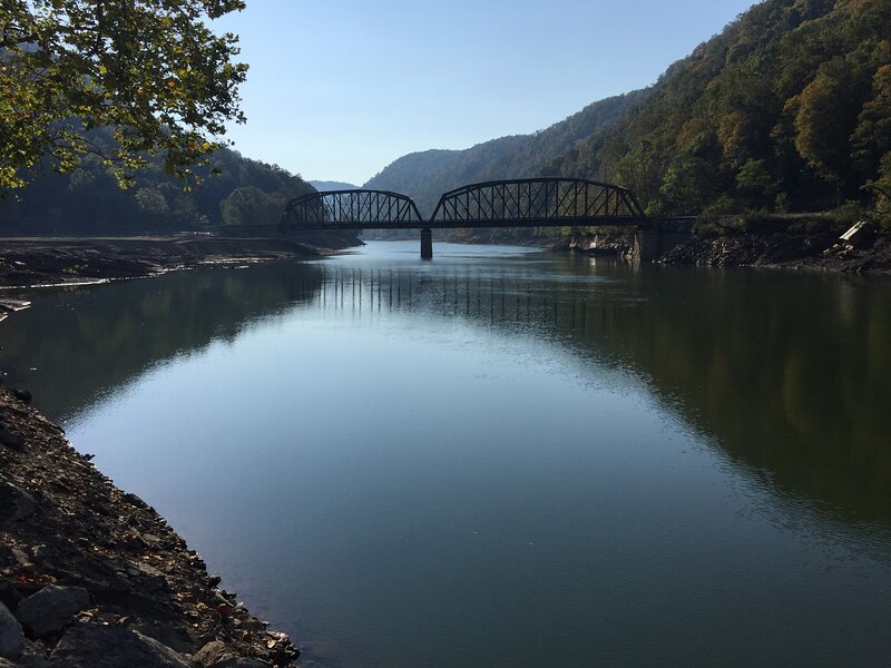 Tentrr State Park Site - WV Hawk's Nest State Park - Site H - Single Camp, holiday rental in Mount Hope