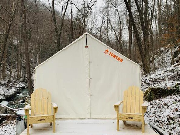 Tentrr State Park Site - WV Hawk's Nest State Park - Site F - Single Camp, holiday rental in Mount Hope