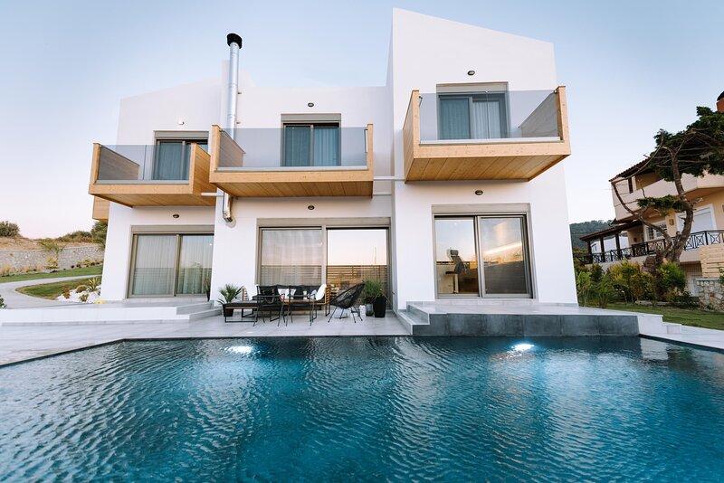 Brillante Villa, alquiler de vacaciones en Pastida