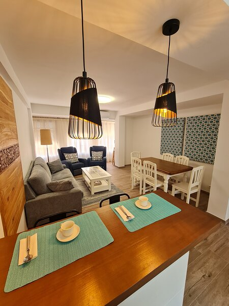Apartamento Junto al mar, holiday rental in Grau i Platja