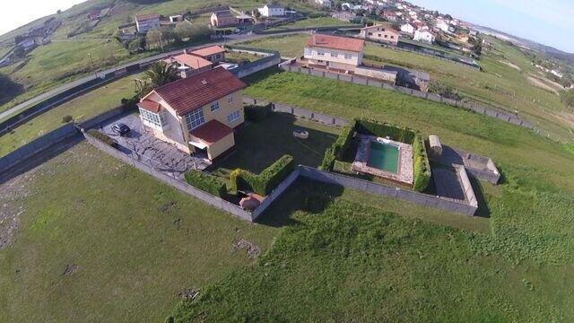 Alquiler casa San Jorge - Ferrol, holiday rental in Ferrol
