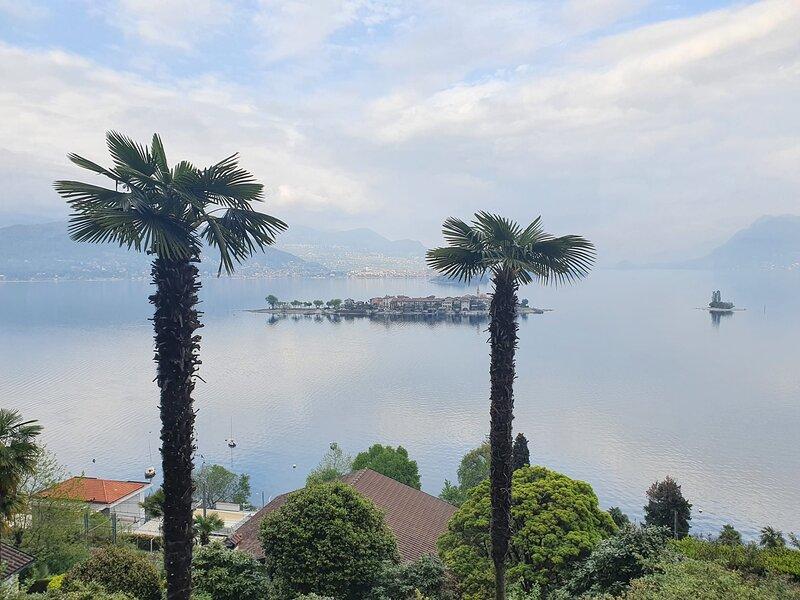 Appartamento Isole Borromeo, vacation rental in Campino