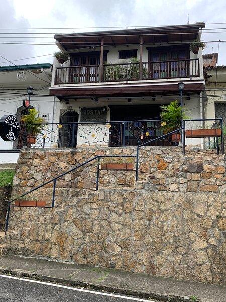 HOSTAL LA TERRAZA DE SAN ANTONIO, holiday rental in Pichinde