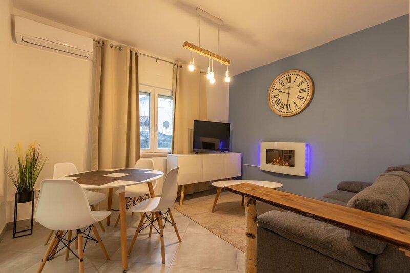 Two bedroom apartment Jušići, Opatija (A-15874-a), holiday rental in Jurdani