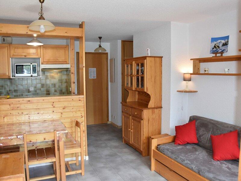 Cosy et proche des pistes, casa vacanza a Pralognan-la-Vanoise