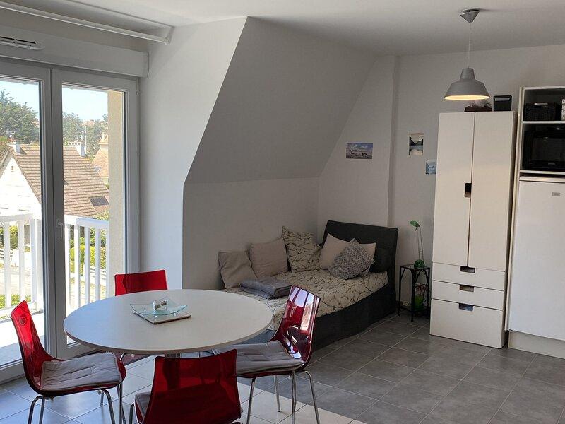 LES SALINES, vacation rental in Merville-Franceville-Plage