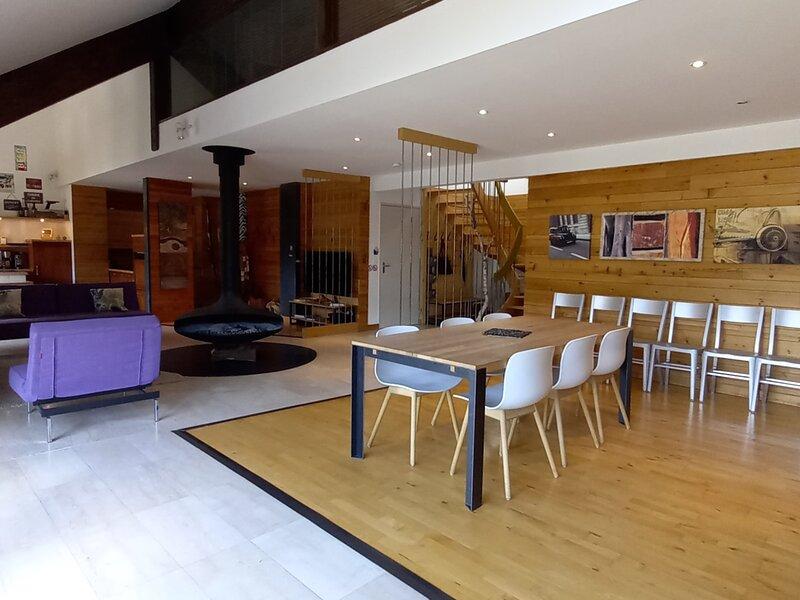 Magnifique duplex au coeur de Villard de Lans - Vue panoramique, holiday rental in Villard-de-Lans