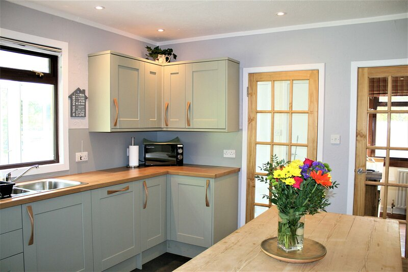 Kinloch Lodge, holiday rental in Tomich