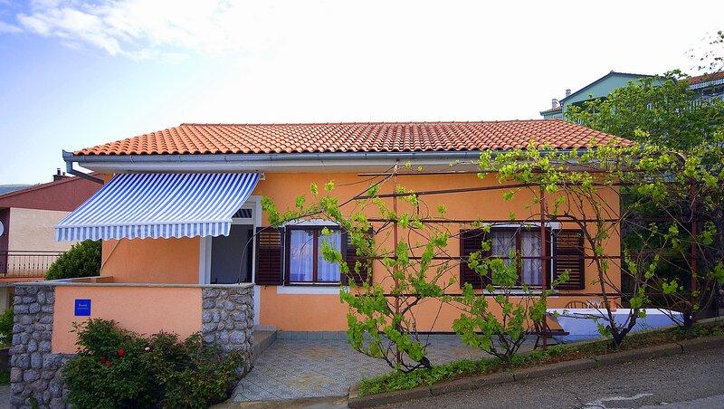 House Nikolina, alquiler de vacaciones en Senj