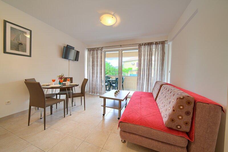 Apartments Ivica in Silo on Krk island - A5, alquiler de vacaciones en Silo