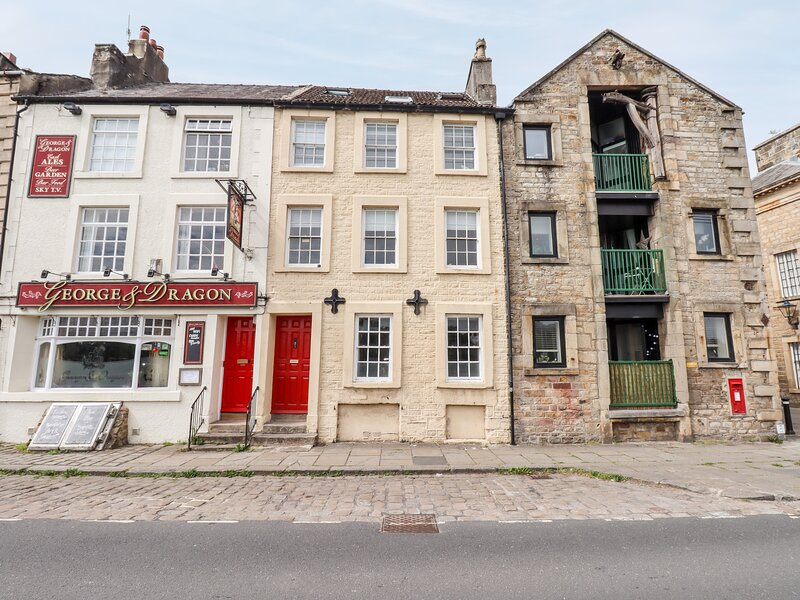 25 St. Georges Quay, Lancaster, vacation rental in Forton