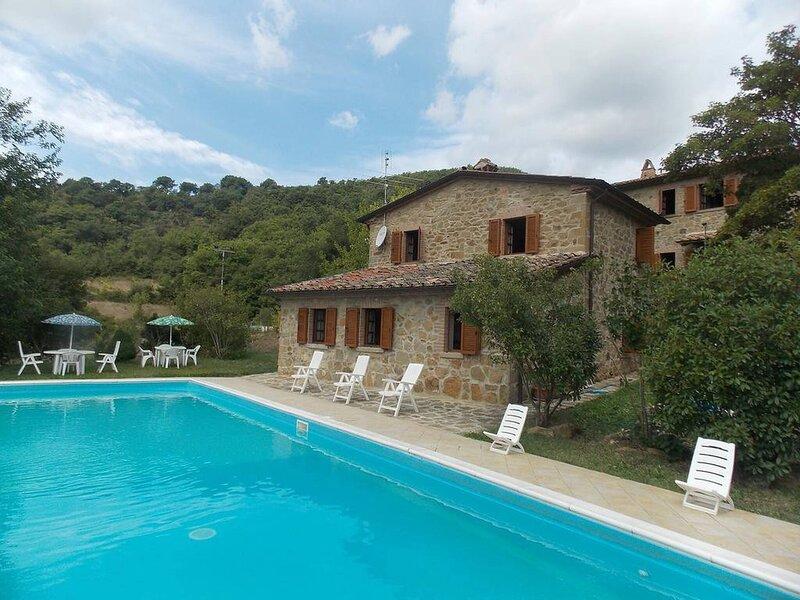 Villa Il Corniolo Appartamento La Cometa, holiday rental in Morra