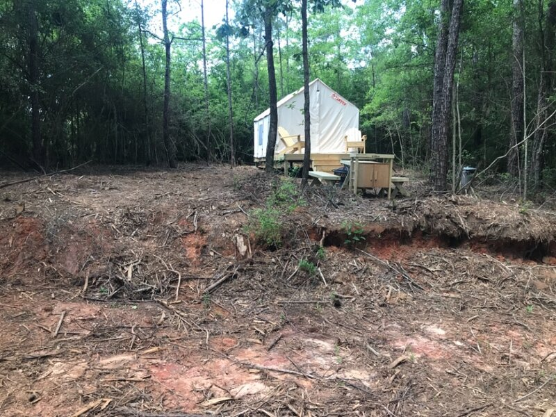 Tentrr State Park Site - Bogue Chitto State Park Site D, holiday rental in Franklinton