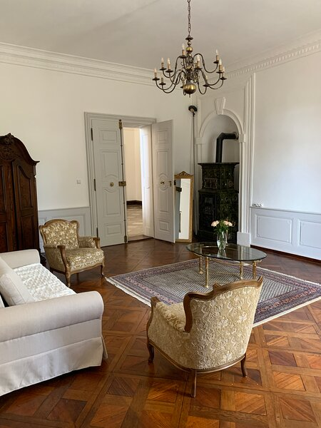 Hürbel Castle! Stay in a real palace in Germany, vacation rental in Ulm
