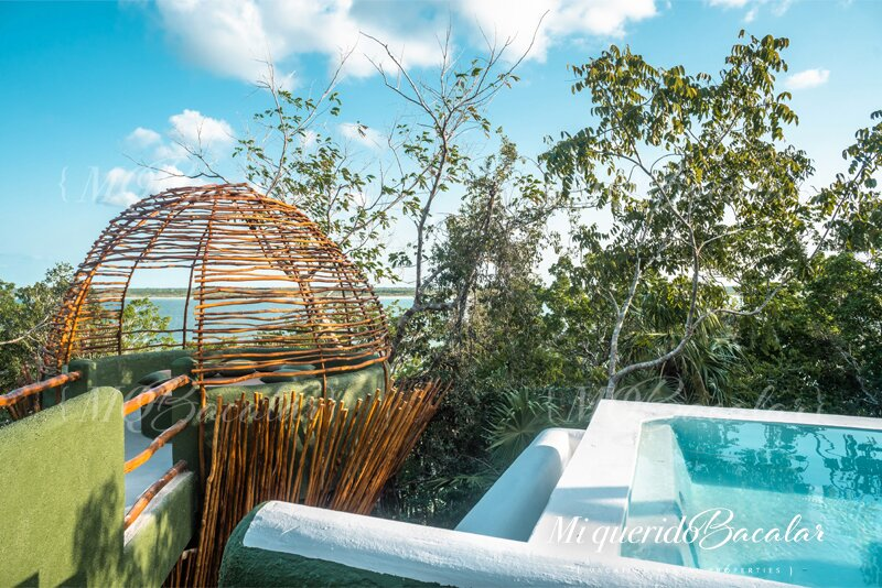 Casa Pibe | Private Pier, Free Kayaks & Paddle Boards, holiday rental in Bacalar