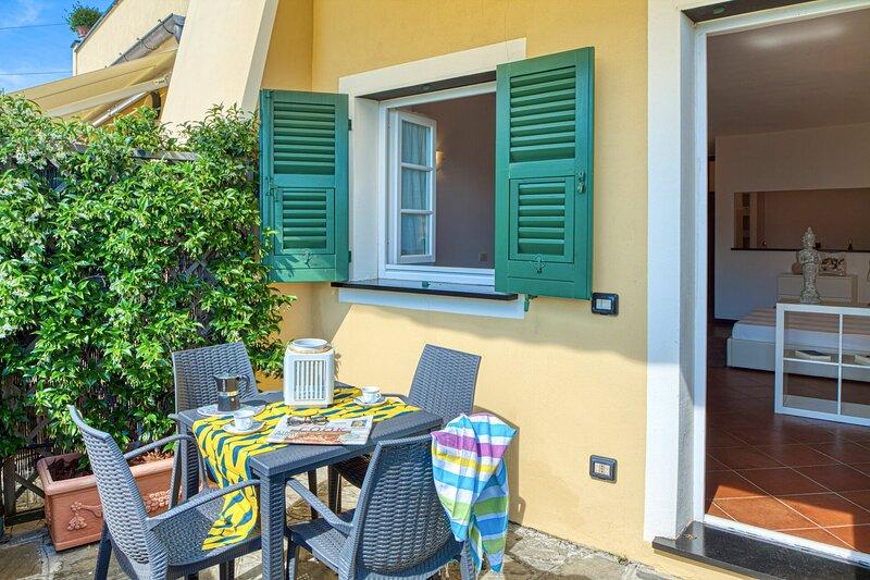 Villa Dell'erta - Levanto, Montale - Apartment Cherry, vakantiewoning in Legnaro