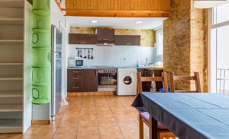 Goodflat en Centro Histórico de Valencia, holiday rental in Godella
