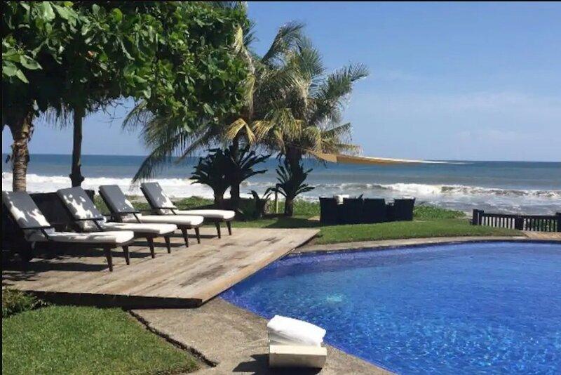 Rancho Bemoc  casa de playa, vacation rental in El Tunco
