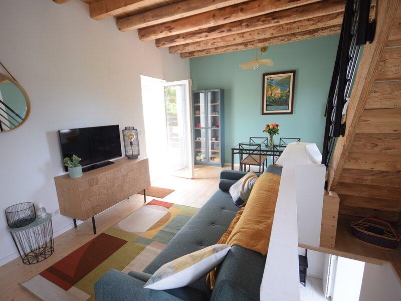Jolie maison de ville à proximité du centre ville avec piscine, holiday rental in Ecublens