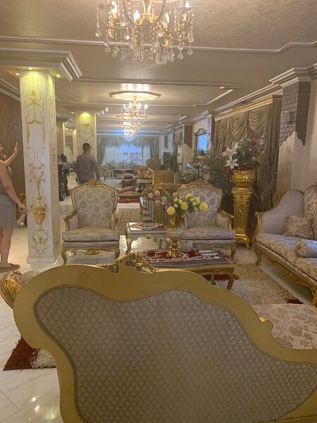 Royal Pyramids Palace Residence king suite, vacation rental in 6th of October City