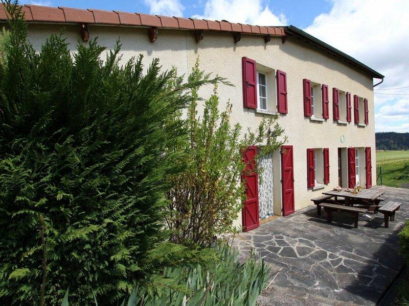 Le Crécerelle, location de vacances à Vernet-la-Varenne