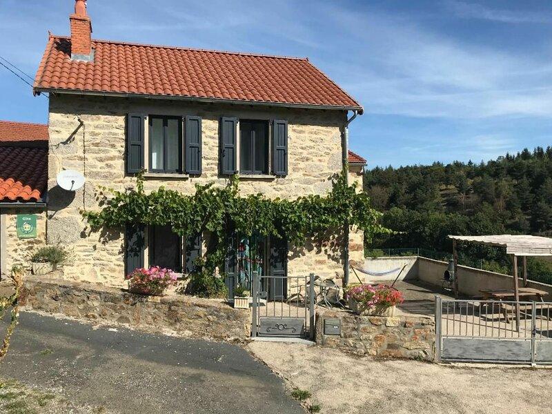 Gîte de Boissière, holiday rental in Lavoute-Chilhac