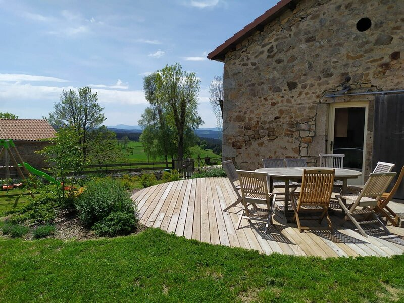 Chez Polythe, holiday rental in Satillieu