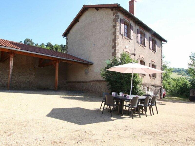 Gîte de Praclaux, holiday rental in Chaspuzac