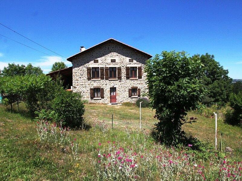 Gîte de Jabrel, holiday rental in Varennes-Saint-Honorat