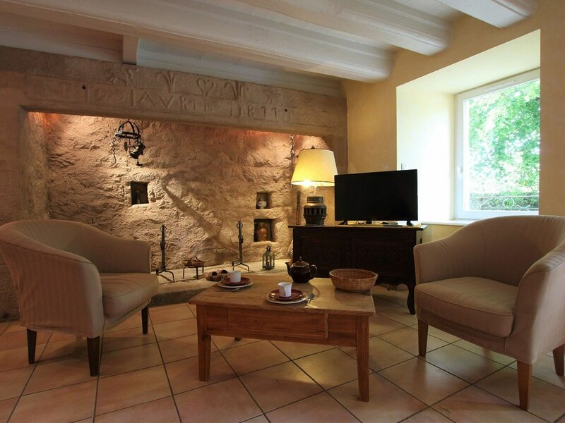 43G6185, holiday rental in Chaspuzac