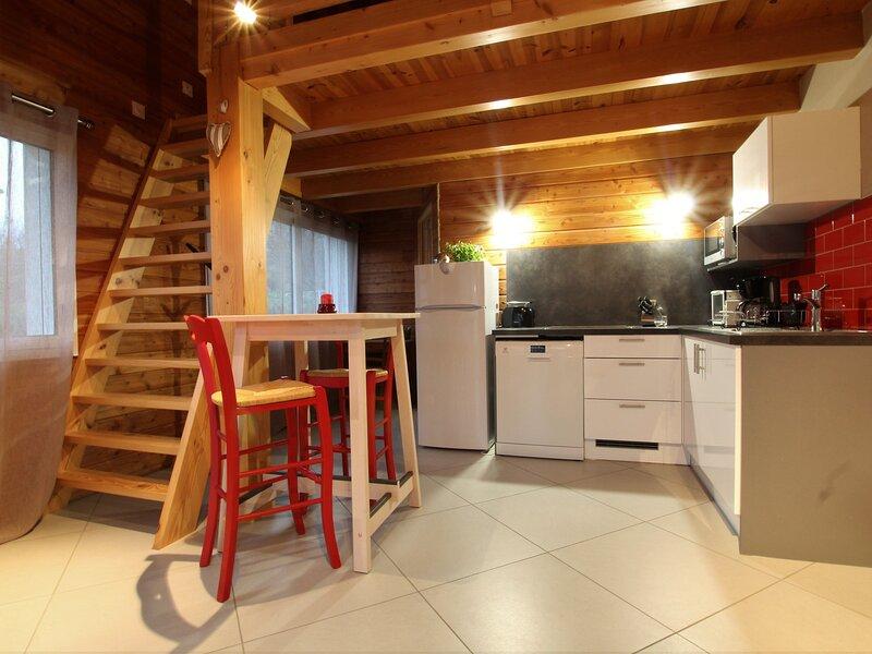 Cocon des Sucs, holiday rental in Saint-Maurice-de-Lignon