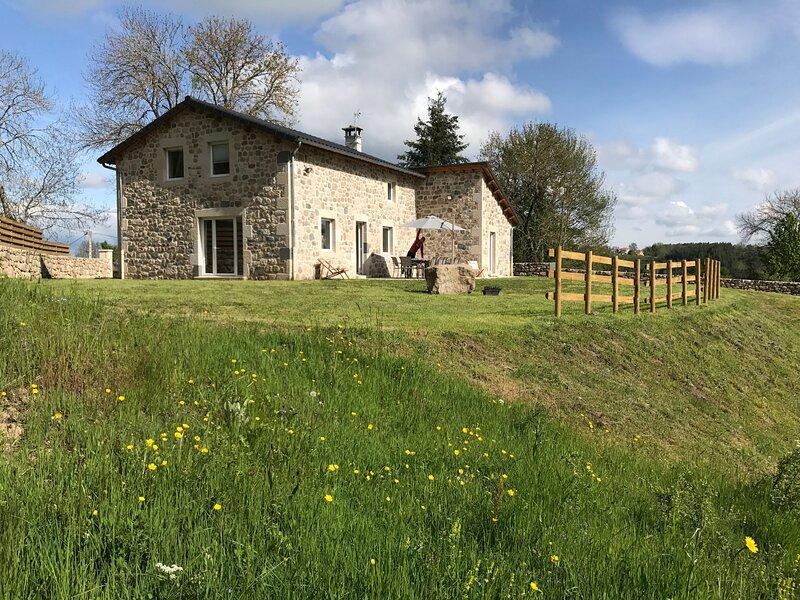 Ma maison de campagne, holiday rental in Grazac